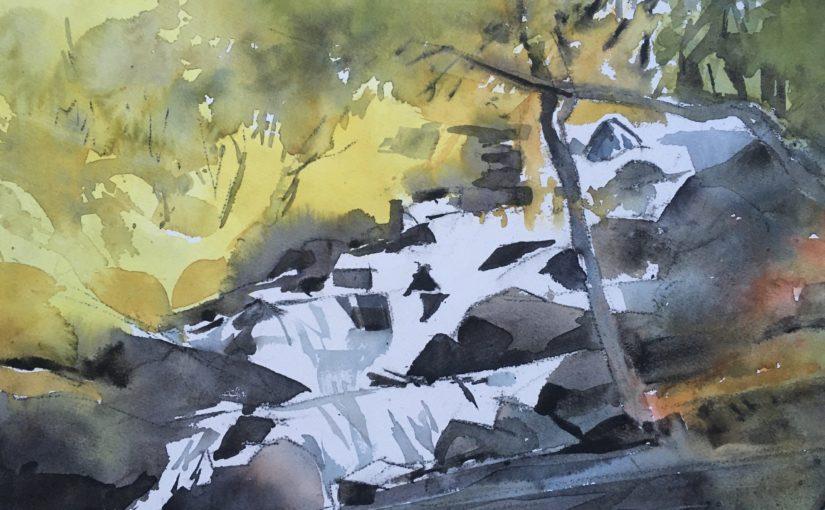 Konsthelger i Funäsdalsfjällen
